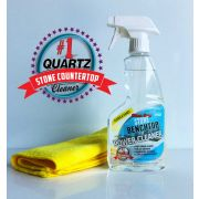 Stone & Quartz Power Pack - Best Stone, Quartz & Caesarstone Cleaner
